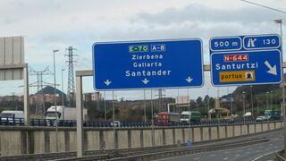 Vizcaya emula a Guipúzcoa en el pago uso para los camiones