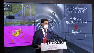"""El canon a camiones """"no es un capricho"""", asegura el diputado foral de Infraestructuras de Vizcaya"""