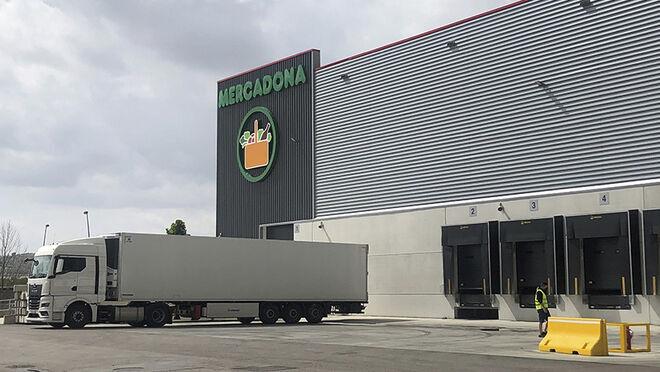 Mercadona inaugura un bloque logístico en Getafe (Madrid)