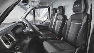 ¿Cómo sería el puesto de conducción perfecto en una furgoneta ?