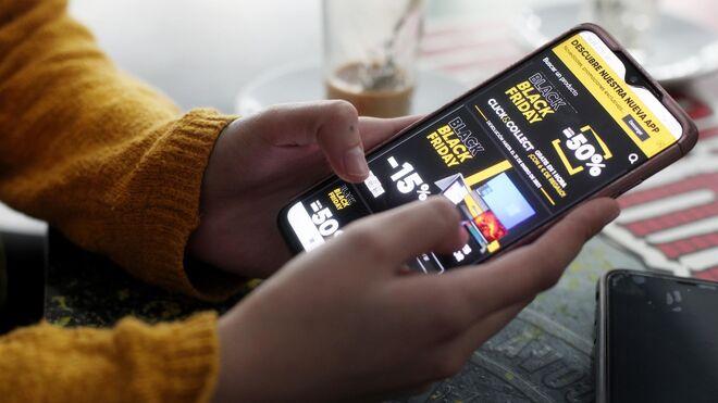 La mitad de los españoles compró online entre junio y diciembre de 2020