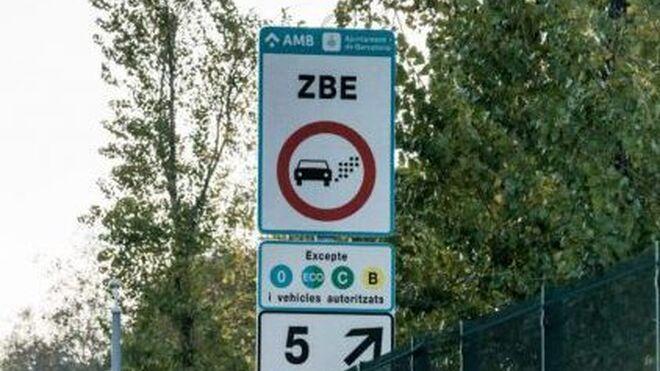 IRU pide que se exima a los vehículos comerciales de las restricciones de las ZBE