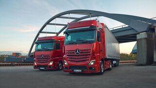 Actros L. El camión más exclusivo de Mercedes-Benz Trucks