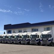 Pañalón incorpora 20 Scania R 450 a su flota