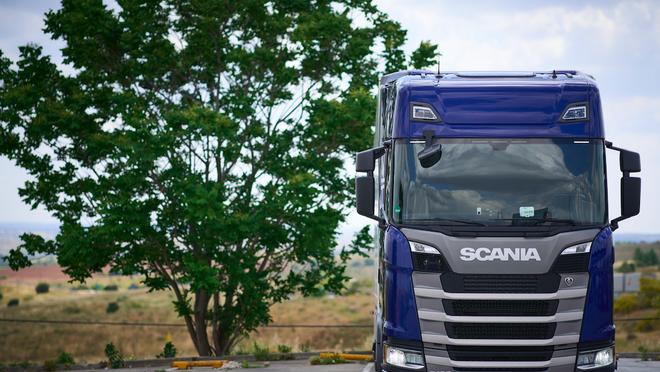 Prueba: Scania 540 S Highline (II). De cine ...