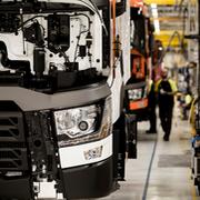 ¿Quieres visitar la planta de montaje de Renault Trucks en Bourg-en-Bresse?