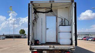 Cae una organización que usaba camiones frigoríficos para cultivar marihuana