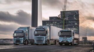 Volvo Trucks muestra su tecnología eléctricapara el transporte pesado