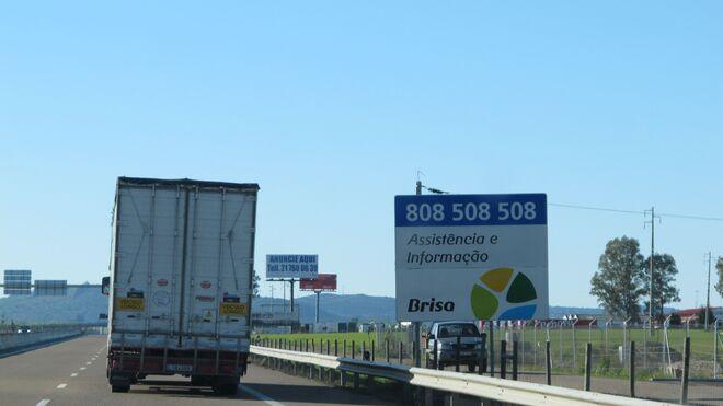 Portugal reduce al 50% el peaje de cinco autovías que conectan con España