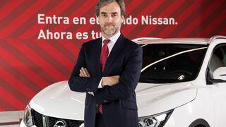 Manuel Burdiel, director de ventas de Nissan Iberia