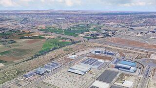 Panattoni adquiere una parcela de más de 25.600 metros cuadrados en Zaragoza