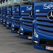Sesé amplía un 35% su flota de vehículos en Rumanía