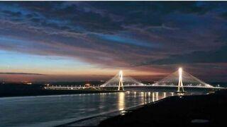 Finalizadas las obras de rehabilitación del Puente Internacional del Guadiana