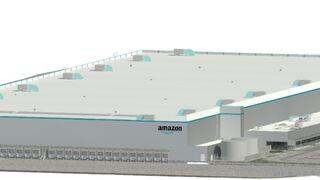 Amazon abre un nuevo centro y una estación logística en Zaragoza