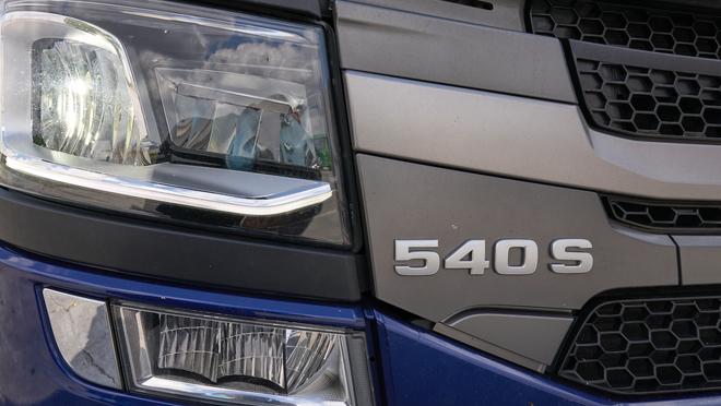 Prueba: Scania 540 S Highline (epílogo). De cine ...