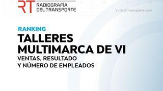 Mini ebook: Ranking Top 200 de Talleres Multimarca de VI