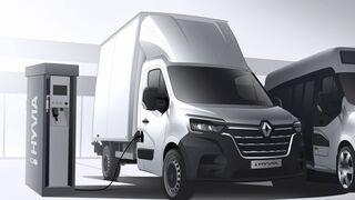 Renault y Plug Power desarrollarán tres furgones impulsados con hidrógeno