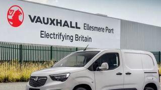 Stellantis fabricará furgonetas eléctricas en Reino Unido