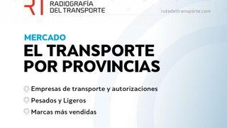 Mini ebook:  Estadísticas del Transporte de Mercancías por Provincias
