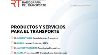Mini ebook: Productos y Servicios para el Transporte de Mercancías