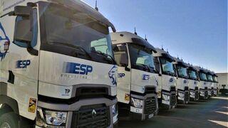 Renault Trucks entrega 50 camiones a ESP Solutions