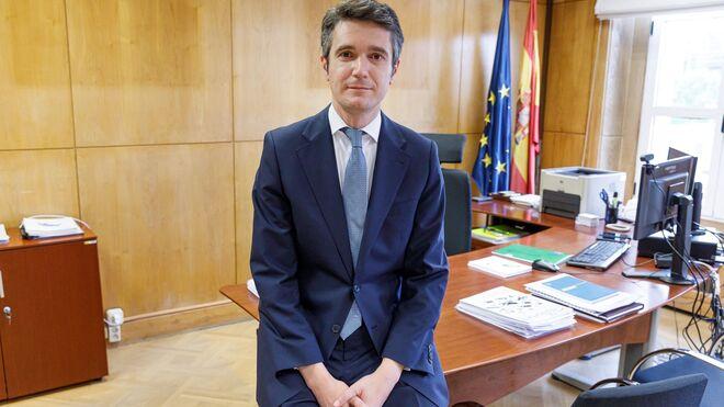 """Va a haber cargas para todos"", advierte Jaime Moreno, director general de Transporte Terrestre"