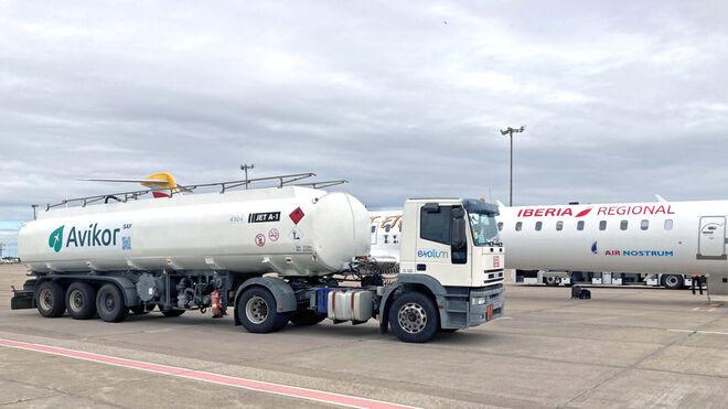 Asociaciones de transporte y carburantes se unen para impulsar los ecocombustibles