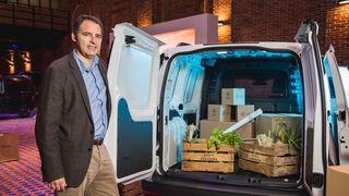 Volkswagen vehículos comerciales supera los 9.000 pedidos en el primer semestre