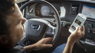 Más novedades para la nueva generación de camiones MAN