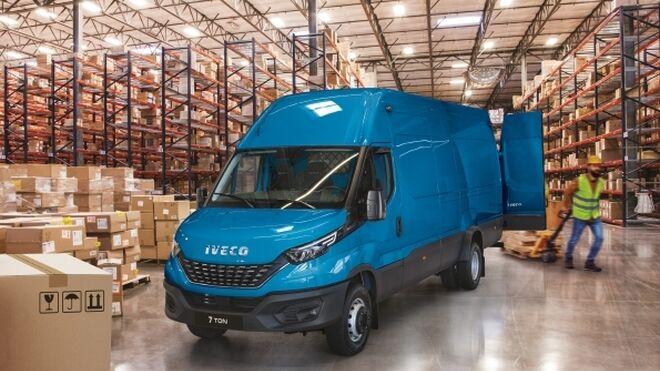 La Iveco Daily 7-Ton, mejor vehículo rígido del año