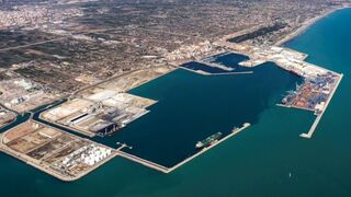Astraport continúa con la huelga en el Puerto de Castellón
