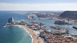 Crece un 60% el transporte de Barcelona y Tarragona con conexión ferrocarril