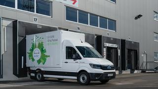 MAN Truck & Bus ofrece nuevas carrocerías para la MAN eTGE