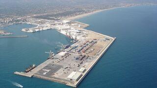 La huelga en APM Terminals Castellón afecta a 400 contenedores al día