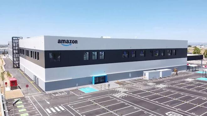 Amazon anuncia tres nuevas estaciones logísticas en Madrid