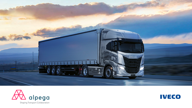 Iveco ofrecerá a sus clientes el acceso bonificado a las bolsas de carga de Teleroute y Wtransnet