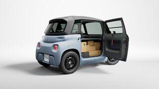 My Ami Cargo, la pequeña-gran solución de movilidad de Citroën