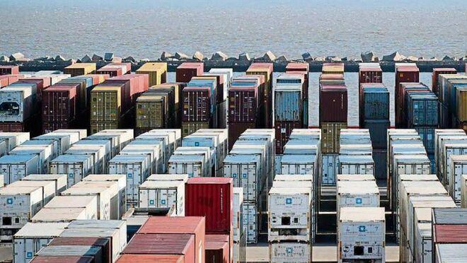 La demanda de buques contenedores se dispara un 790%