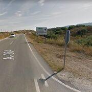 Fallece un conductor tras volcar su camión en Cádiz
