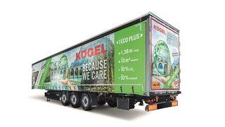 Kögel expondrá sus cuatro nuevos modelos en la feria Nufam