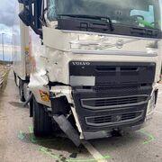 Detenido un camionero borracho por un atropello mortal en La Junquera