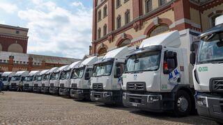 El grupo Carlsberg se hace con 20 Renault Trucks D Wide Z.E.