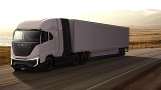 Los camiones de hidrógeno de Nikola montarán la pila de combustible de Bosch