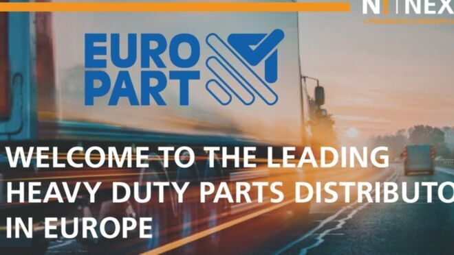 Europart se unirá a la red Heavy Duty de Nexus en 2022