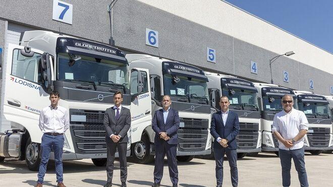 Grupo Lodisna adquiere varias unidades del nuevo Volvo FH