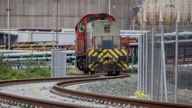 Adif garantiza alternativas para el transporte de mercancías del Puerto de Cartagena