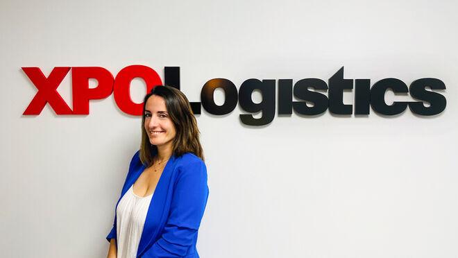 Mayte Galeano, directora de Recursos Humanos de XPO para el sur de Europa y Marruecos