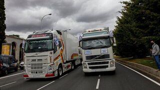 El 65% de las empresas incumplió el plazo de pago a los transportistas en agosto