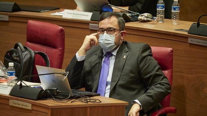 """El Gobierno de Navarra dice que la competencia de tráfico será """"progresiva"""""""