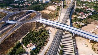 Abierto un tramo de la Autovía del Reguerón en la Circunvalación de Murcia